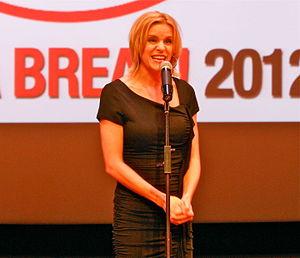 Jenn Colella - Image: Jenn Colella Gimme A Break 2012