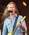 Jerry Cantrell at Roskilde Festival (Roskilde, Denmark) -- 2 July 2010.jpg