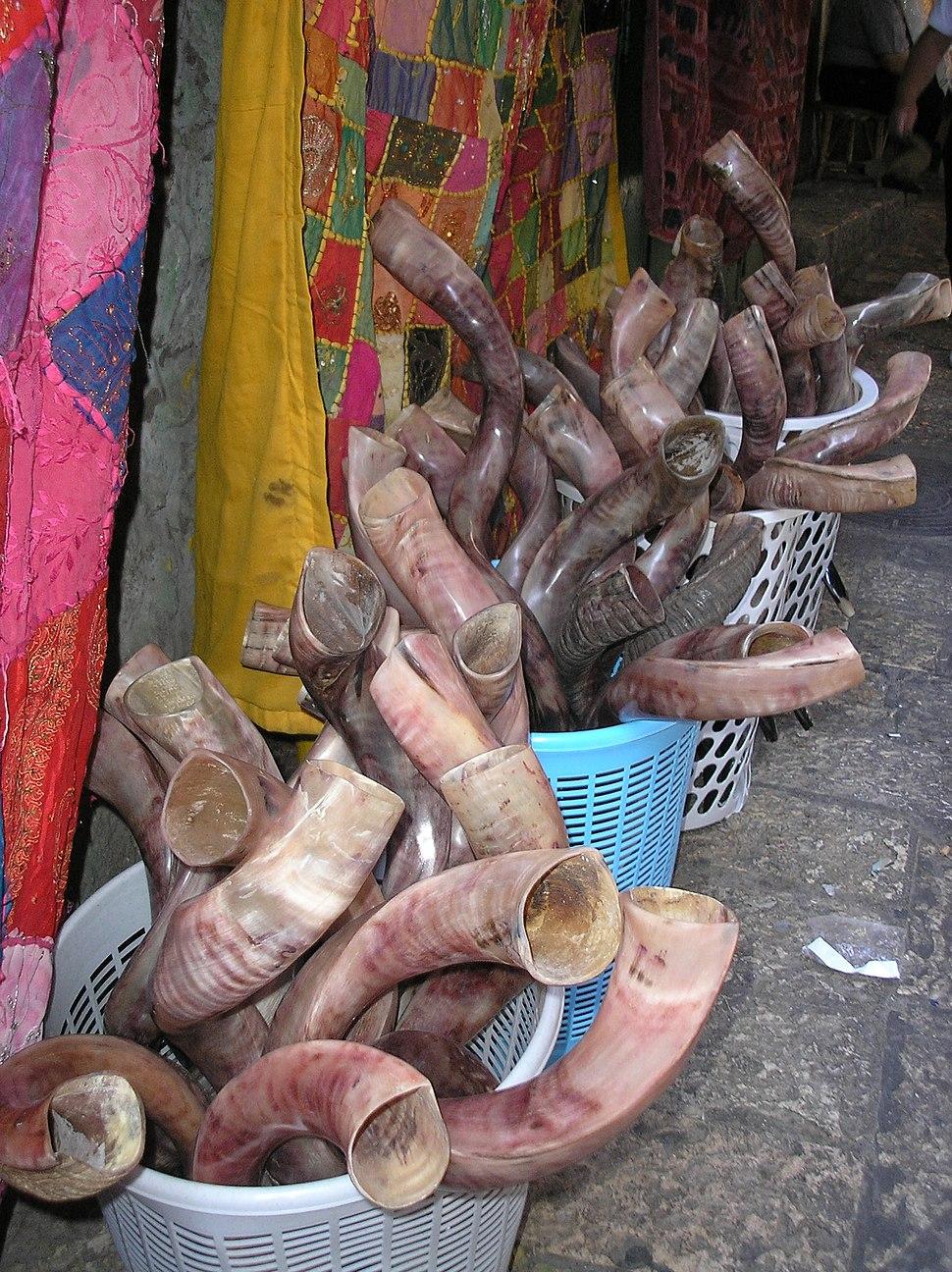 Jerusalem old city market P6070002