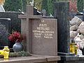 Jerzy Metelski- Cmentarz na Sluzewie przy ul Renety.JPG