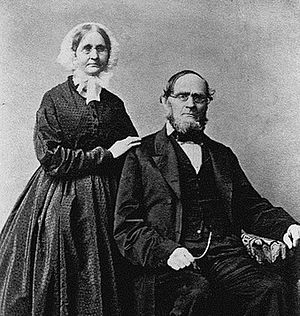 Jesse Root Grant - Jesse and Hannah Grant