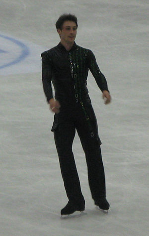 2012 World Figure Skating Championships - Brian Joubert at Worlds 2012