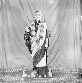 Anasuya Devī - Image: Jillellamudi Amma, Mother of All(Viswajanani)