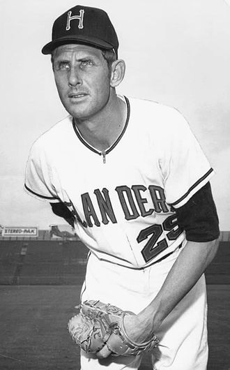 Jim Coates - Coates pitched for the Hawaii Islanders in 1969–70, his last two seasons in pro baseball