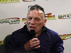 Jimmy Vee - Jimmy Vee at Comic Con, Newcastle in 2016