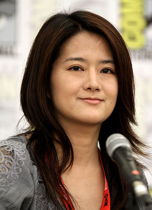 Jo Chen - Jo Chen at the 2011 Comic Con