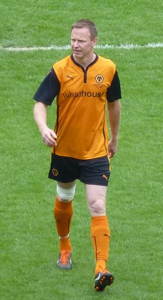 Jody Craddock - Craddock during his testimonial game in May 2014