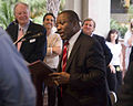 Joe Frazier awarded the Order of the Palmetto.jpg