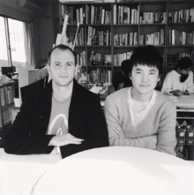 Joe Gebbia and Go Hasegawa.png