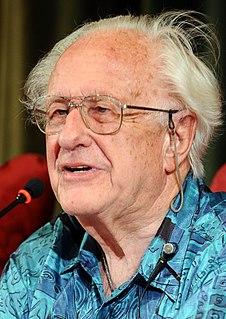 Johan Galtung Norwegian sociologist