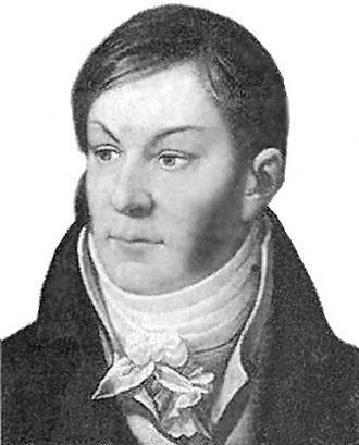 Johann August Apel - Johann August Apel.