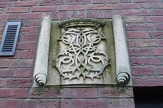 Joh. Enschedé - Image: Johannes Enschedehof enschede logo