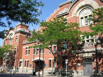 John Weir Foote - John Weir Foote V.C. Armouries, James Street North, Hamilton, Ontario