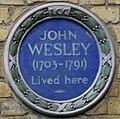 JohnWesleyBluePlaque.jpg