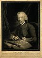 John Bird. Mezzotint by V. Green, 1776, after G. Lewis. Wellcome V0000557.jpg