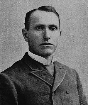 John Calvin Coolidge Sr. - From 1894's Men of Vermont Illustrated.