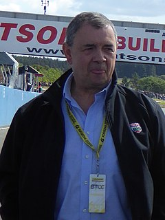 John Cleland (racing driver)