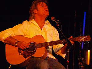 John Parr - Image: John Parr 2011 Acoustic Festival of Great Britain