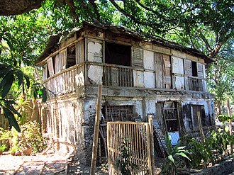 Tayum, Abra - Image: Jose Cariño Sr. Ancestral House