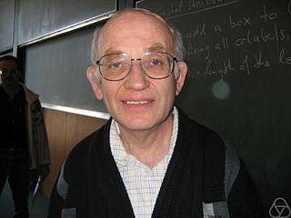 Joseph Bernstein Russian mathematician