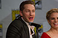 Josh Dallas & Jennifer Morrison (14776294530).jpg