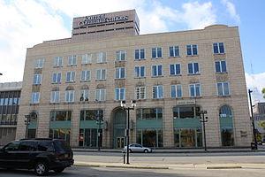 Milwaukee Journal Sentinel - Journal Communications building