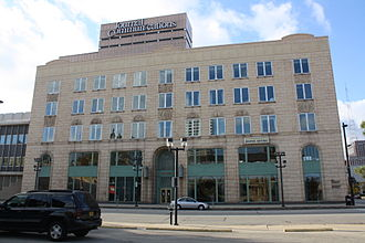 Milwaukee Journal Sentinel - Journal Communications building