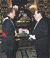 Juan Carlos I and George Argyros 2001.jpg