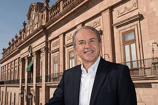 chief executive of the Mexican state of San Luis Potosí
