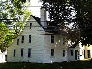 Judge Samuel Holten House - Image: Judge Samuel Holten House Danvers, Massachusetts