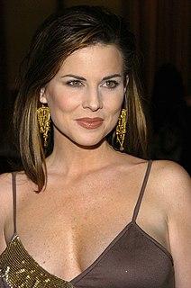 Julianne Morris American actress (born 1968)