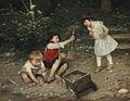 Julius Kleinmichel - Spielende Kinder.jpg