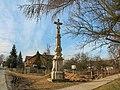 Kříž v Horní Libině u základní školy (Q72739699).jpg
