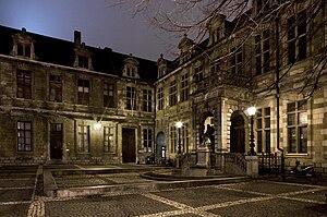 Hendrik Conscience Heritage Library - Hendrik Conscience Square