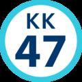 KK-47 station number.png