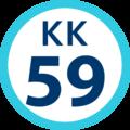 KK-59 station number.png