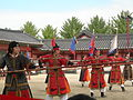 KOCIS Martial artists perform at Suwon Haenggung Palace (5432607381).jpg