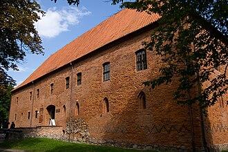Ostróda - Ostróda Castle