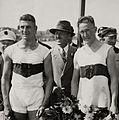 K Moeschter and B Müller 1928.jpg