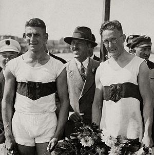 Kurt Moeschter - Image: K Moeschter and B Müller 1928