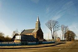 Kaścoł Najśviaciejšaha Serca Pana Jezusa, Illa, Miensk Province, Belarus.jpg
