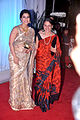 Kajol, Tanuja at Esha Deol's wedding reception 07.jpg