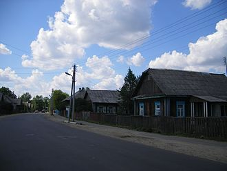 Kalinkavichy - City street
