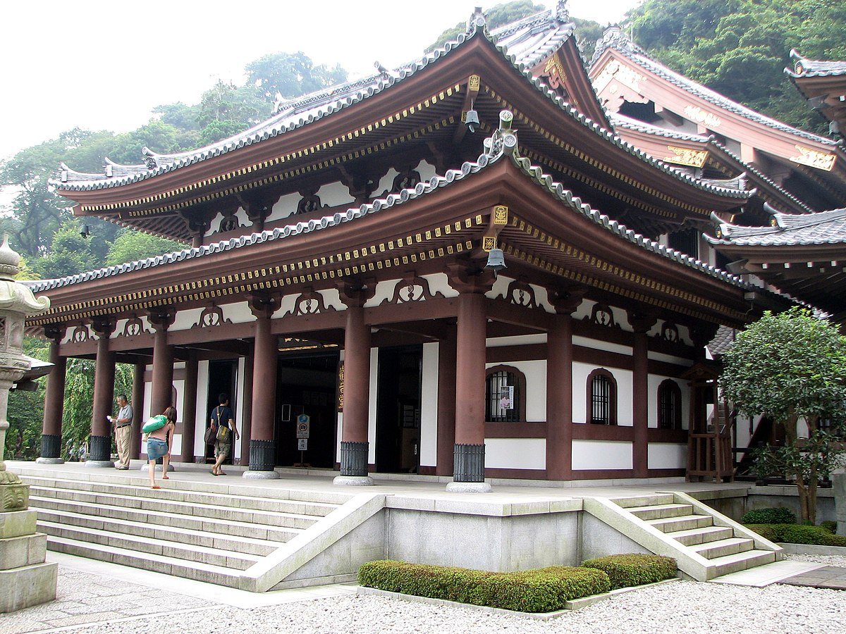 Hase-dera (Kamakura) - Wikipedia
