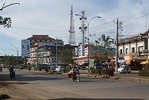 Kampong Thom city - Steung Saen