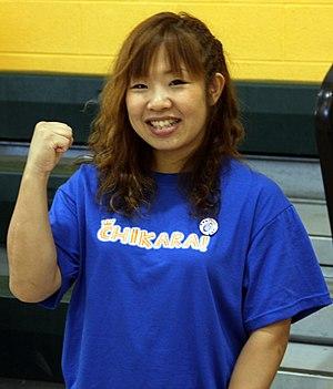 Kaori Yoneyama - Yoneyama in September 2012