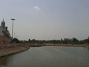 Kapal Mochan - Kapal Mochan Sarovar and Gau-Bacha Temple