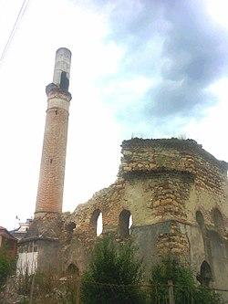 Karaca Paşa Camii ile ilgili görsel sonucu