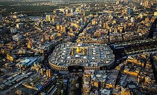 Karbala Place in Iraq