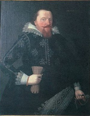 Charles Günther, Count of Schwarzburg-Rudolstadt - Image: Karl Günther von Schwarzburg Rudolstadt